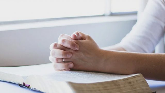 why prayer is important