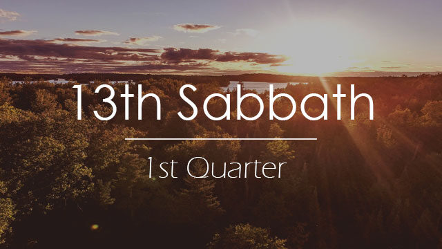 13th-Sabbath-1st-Quarter-2021