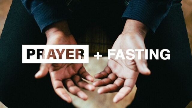 Day of fasting and prayer