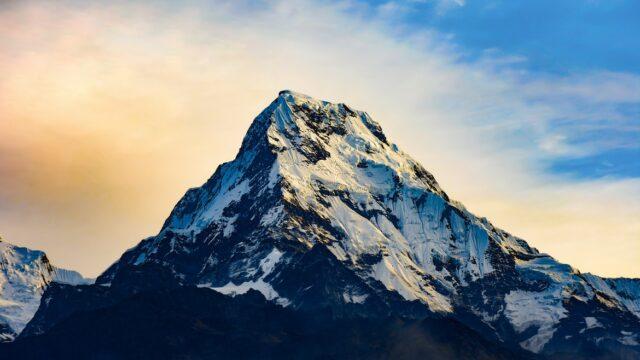 Matthew and His Mountain